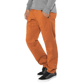 E9 3Angolo - Pantalon long Homme - orange